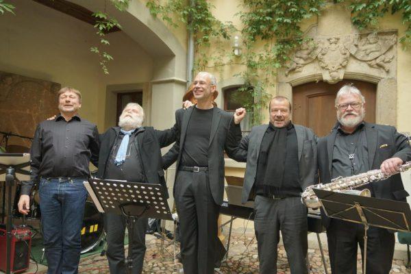 Konzert in Wurzen bei Ringelnatz 2013
