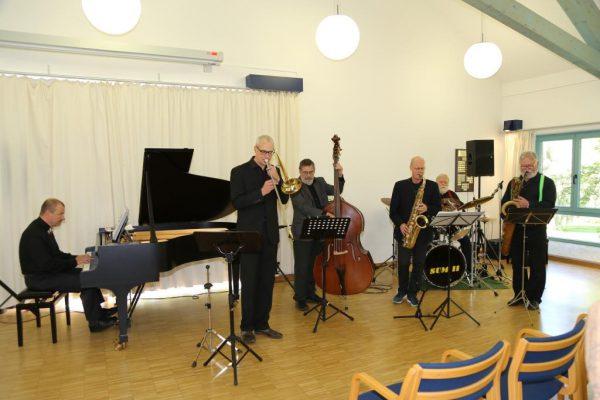 Jazz-Konzert in Bargteheide/ Hamburg 2015