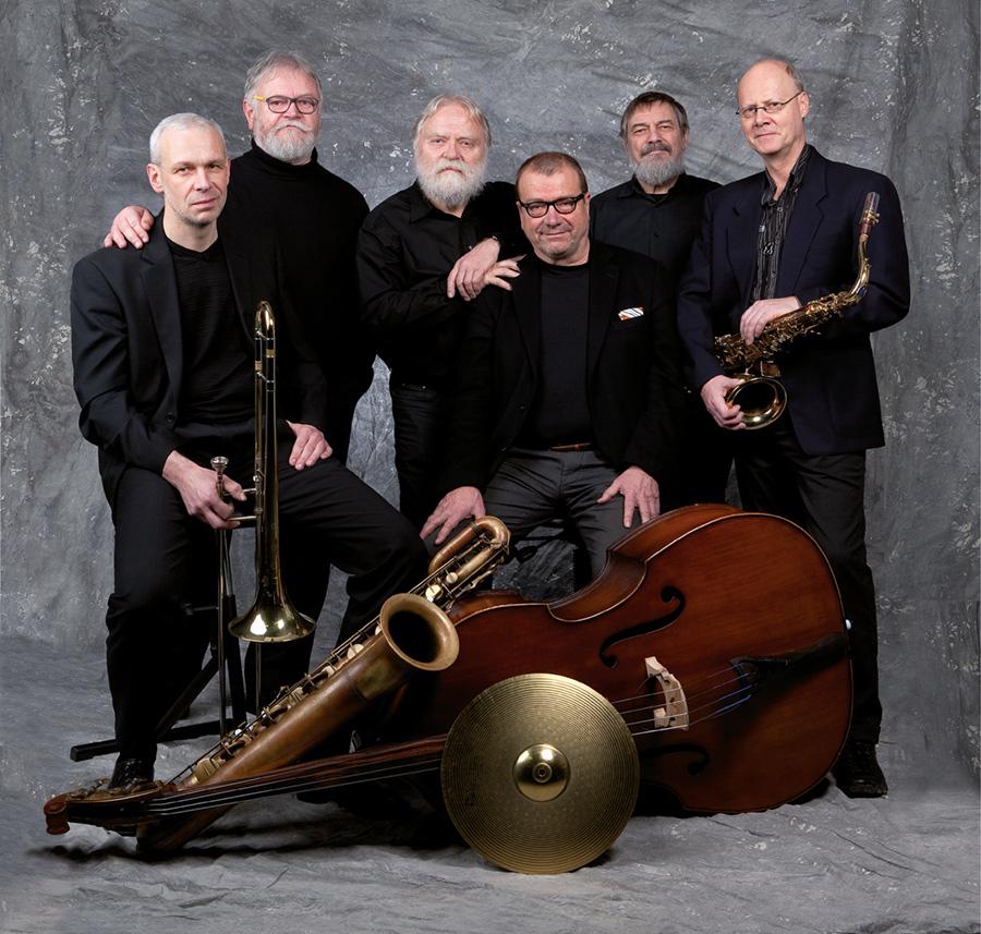SUM II Jazzgesellschaft Leipzig