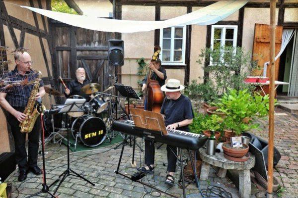 Hof-Musik in Seelitz/Beedeln 2016