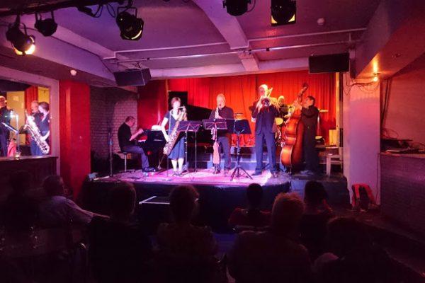 Jazzkonzert am 8. Juni 2018 TELEGRAPH