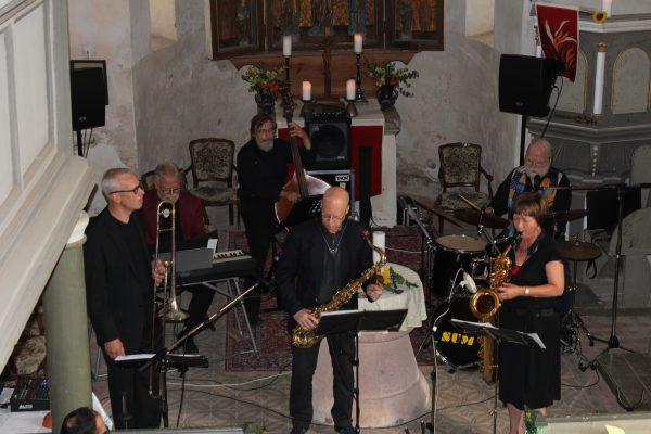 Konzert am 9. September 2018, Kirche Kletzen, OT Krostitz