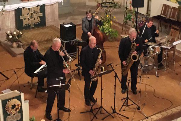 2016 Konzert Stadtkirche Waldheim: SUM II und Kantor Renè Röder, Kirchenorgel