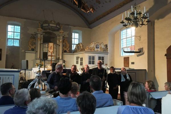 Hiddensee. Konzert 18. Juni 2019, Inselkirche